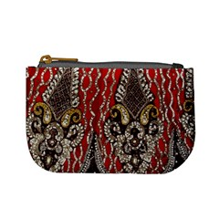 Indian Traditional Art Pattern Mini Coin Purses