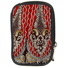 Indian Traditional Art Pattern Compact Camera Cases