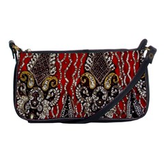 Indian Traditional Art Pattern Shoulder Clutch Bags
