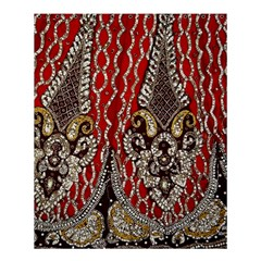 Indian Traditional Art Pattern Shower Curtain 60  X 72  (medium)