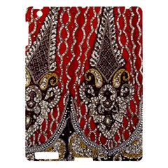 Indian Traditional Art Pattern Apple Ipad 3/4 Hardshell Case
