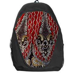 Indian Traditional Art Pattern Backpack Bag