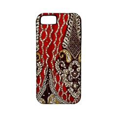 Indian Traditional Art Pattern Apple Iphone 5 Classic Hardshell Case (pc+silicone)