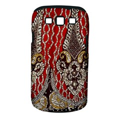 Indian Traditional Art Pattern Samsung Galaxy S Iii Classic Hardshell Case (pc+silicone)