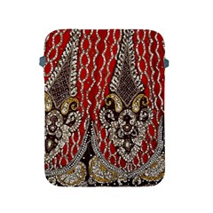 Indian Traditional Art Pattern Apple Ipad 2/3/4 Protective Soft Cases