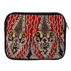 Indian Traditional Art Pattern Apple Ipad 2/3/4 Zipper Cases