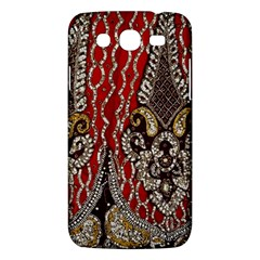 Indian Traditional Art Pattern Samsung Galaxy Mega 5 8 I9152 Hardshell Case