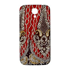 Indian Traditional Art Pattern Samsung Galaxy S4 I9500/i9505  Hardshell Back Case