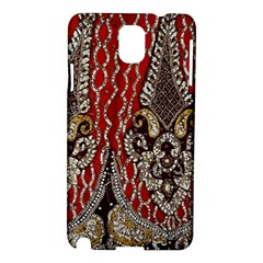 Indian Traditional Art Pattern Samsung Galaxy Note 3 N9005 Hardshell Case