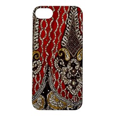 Indian Traditional Art Pattern Apple iPhone 5S/ SE Hardshell Case