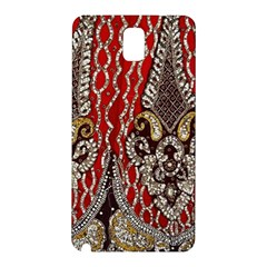 Indian Traditional Art Pattern Samsung Galaxy Note 3 N9005 Hardshell Back Case