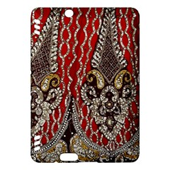 Indian Traditional Art Pattern Kindle Fire Hdx Hardshell Case