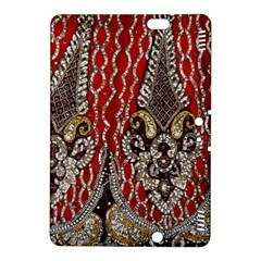 Indian Traditional Art Pattern Kindle Fire HDX 8.9  Hardshell Case
