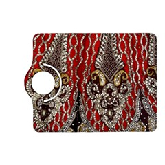 Indian Traditional Art Pattern Kindle Fire Hd (2013) Flip 360 Case