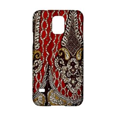 Indian Traditional Art Pattern Samsung Galaxy S5 Hardshell Case