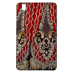 Indian Traditional Art Pattern Samsung Galaxy Tab Pro 8.4 Hardshell Case