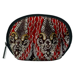 Indian Traditional Art Pattern Accessory Pouches (medium)