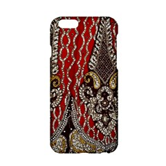 Indian Traditional Art Pattern Apple iPhone 6/6S Hardshell Case