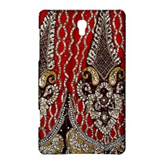 Indian Traditional Art Pattern Samsung Galaxy Tab S (8.4 ) Hardshell Case
