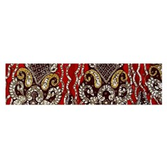Indian Traditional Art Pattern Satin Scarf (Oblong)