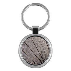 Sea Fan Coral Intricate Patterns Key Chains (round)