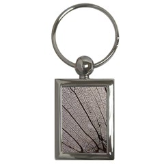 Sea Fan Coral Intricate Patterns Key Chains (rectangle)