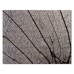 Sea Fan Coral Intricate Patterns Rectangular Jigsaw Puzzl
