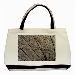 Sea Fan Coral Intricate Patterns Basic Tote Bag (Two Sides)