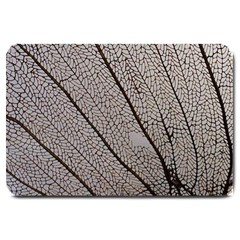 Sea Fan Coral Intricate Patterns Large Doormat