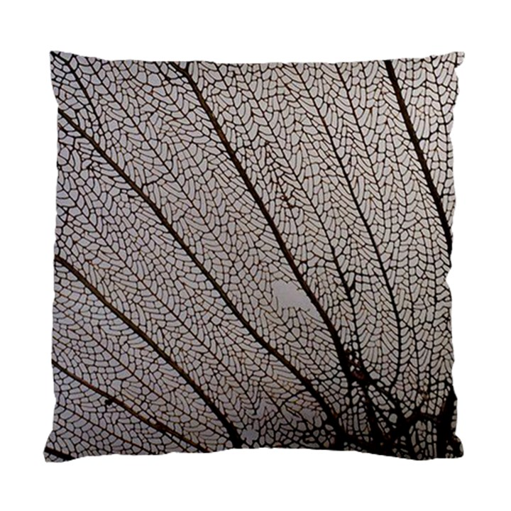 Sea Fan Coral Intricate Patterns Standard Cushion Case (One Side)