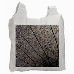 Sea Fan Coral Intricate Patterns Recycle Bag (one Side)