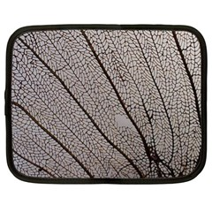 Sea Fan Coral Intricate Patterns Netbook Case (xl)