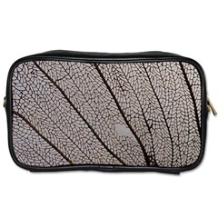 Sea Fan Coral Intricate Patterns Toiletries Bags 2-Side