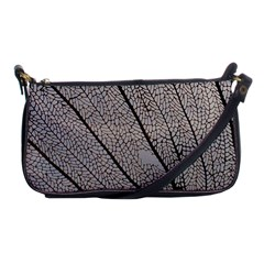 Sea Fan Coral Intricate Patterns Shoulder Clutch Bags