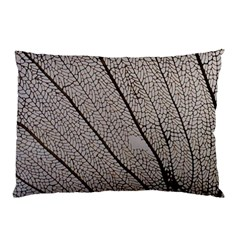 Sea Fan Coral Intricate Patterns Pillow Case (two Sides)