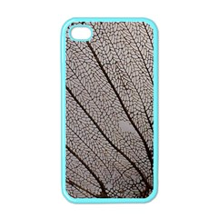 Sea Fan Coral Intricate Patterns Apple iPhone 4 Case (Color)