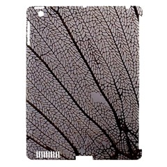 Sea Fan Coral Intricate Patterns Apple iPad 3/4 Hardshell Case (Compatible with Smart Cover)