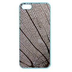 Sea Fan Coral Intricate Patterns Apple Seamless Iphone 5 Case (color)