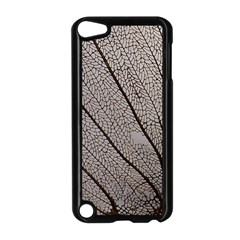 Sea Fan Coral Intricate Patterns Apple Ipod Touch 5 Case (black)