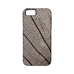 Sea Fan Coral Intricate Patterns Apple Iphone 5 Classic Hardshell Case (pc+silicone)