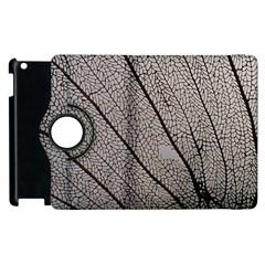 Sea Fan Coral Intricate Patterns Apple Ipad 3/4 Flip 360 Case