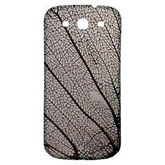 Sea Fan Coral Intricate Patterns Samsung Galaxy S3 S Iii Classic Hardshell Back Case