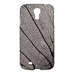 Sea Fan Coral Intricate Patterns Samsung Galaxy S4 I9500/i9505 Hardshell Case