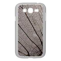 Sea Fan Coral Intricate Patterns Samsung Galaxy Grand DUOS I9082 Case (White)