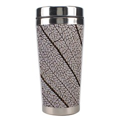 Sea Fan Coral Intricate Patterns Stainless Steel Travel Tumblers