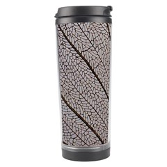 Sea Fan Coral Intricate Patterns Travel Tumbler