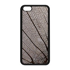 Sea Fan Coral Intricate Patterns Apple Iphone 5c Seamless Case (black)