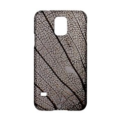 Sea Fan Coral Intricate Patterns Samsung Galaxy S5 Hardshell Case