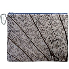 Sea Fan Coral Intricate Patterns Canvas Cosmetic Bag (xxxl)