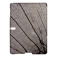 Sea Fan Coral Intricate Patterns Samsung Galaxy Tab S (10.5 ) Hardshell Case